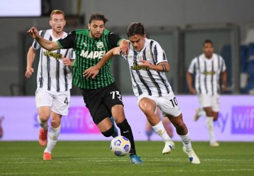 Sassuolo vs Juventus