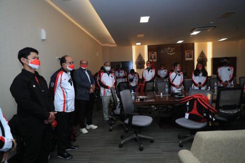 Kontingen Indonesia di Olimpiade Tokyo 2020