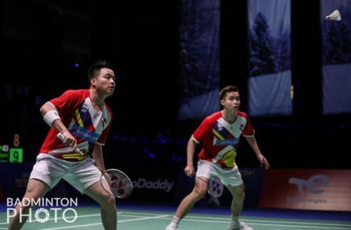 Aaron Chia/Soh Wooi Yik.  Photo: Badminton Photo