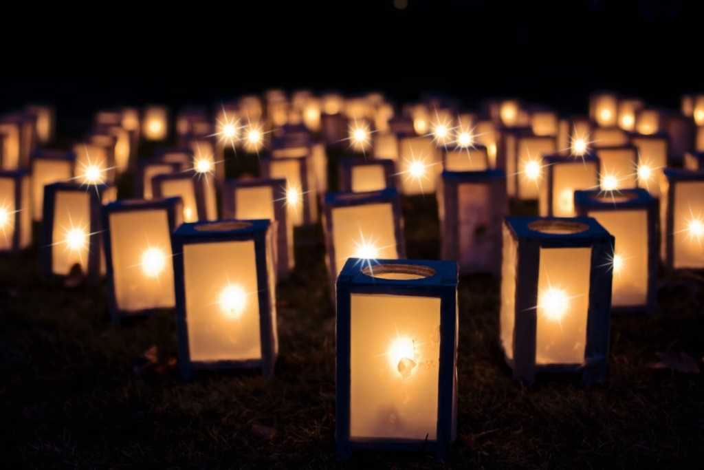 Le Luminara de San Ranieri à Pise