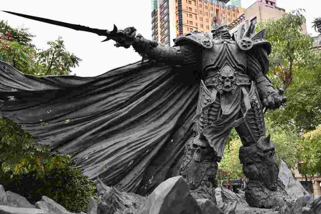 World of Warcraft – Mission – Ein Dorf in Gefahr