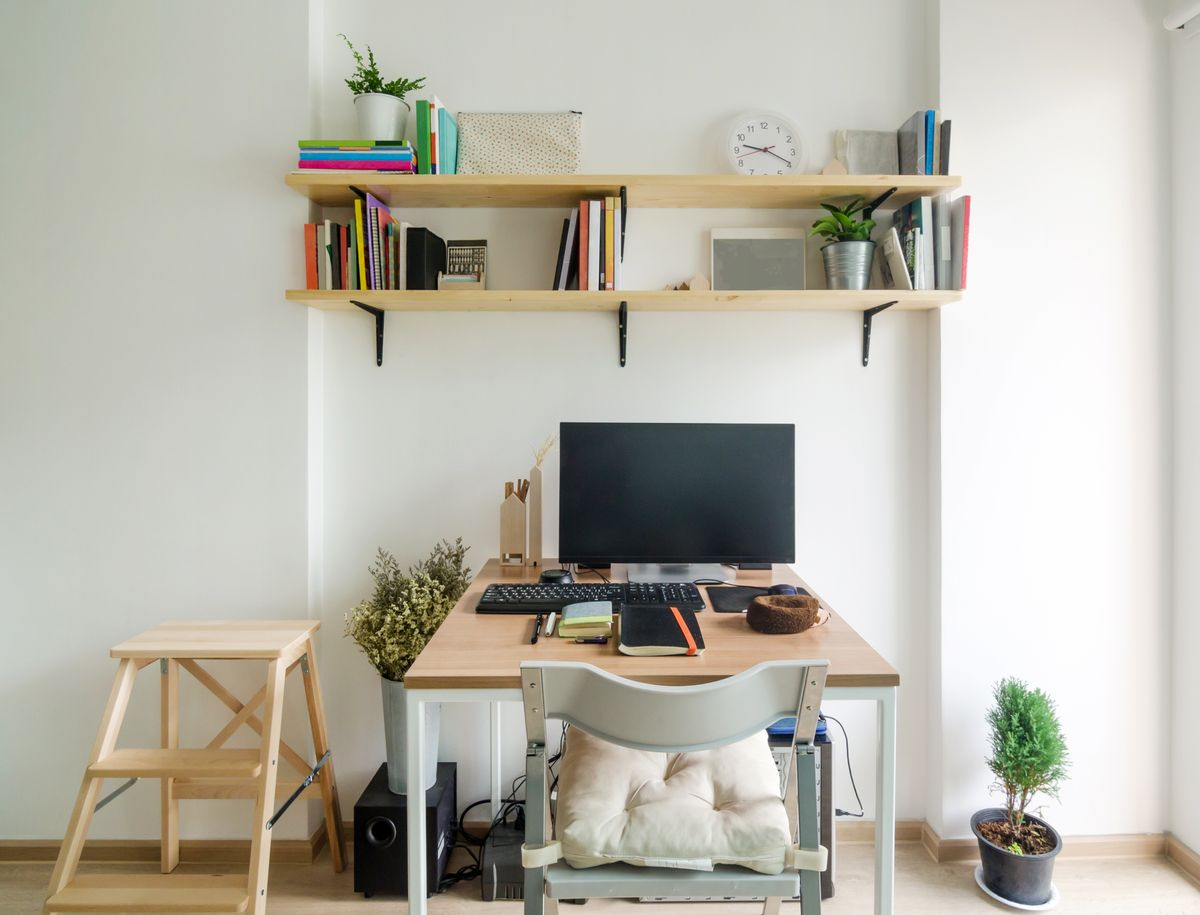 Ecco alcune idee, economiche, originali o di design, per arredare il. Come Arredo L Ufficio In Casa 10 Idee Per Te Hundredrooms