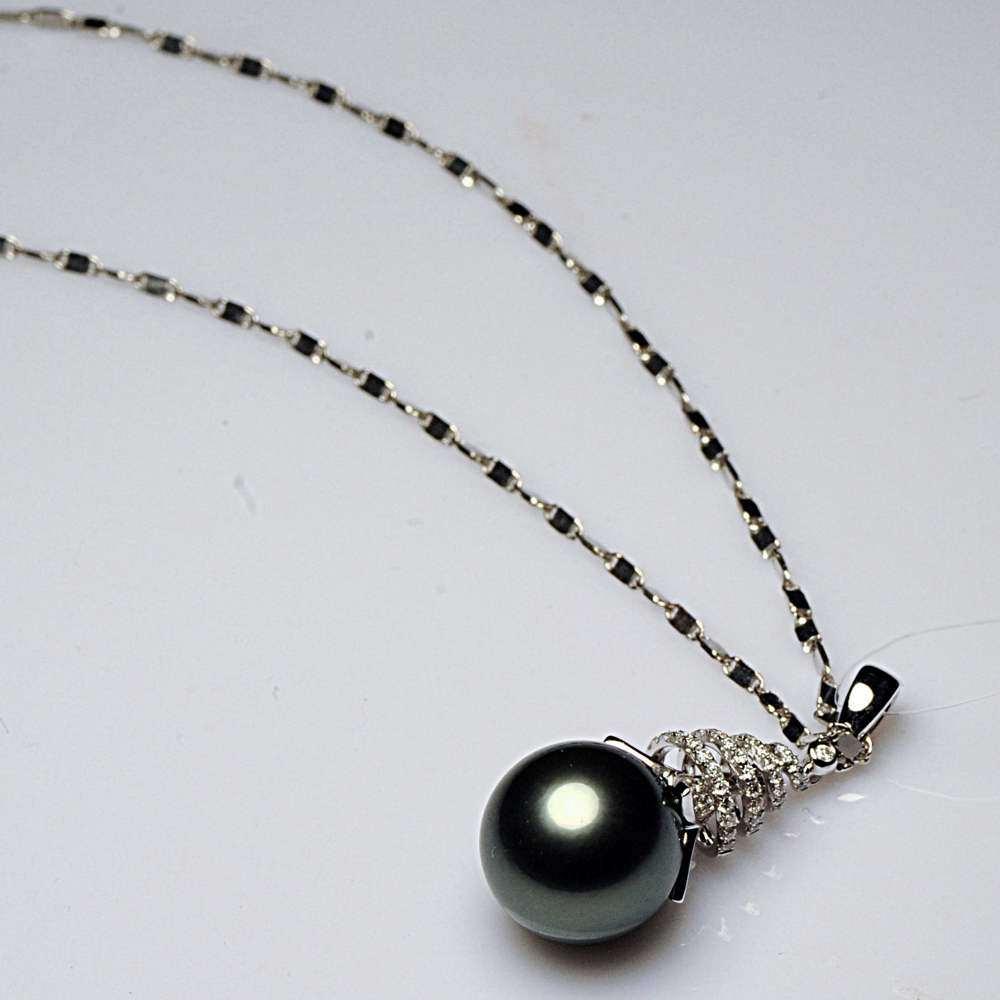 天然珍珠有孔雀綠顏色真的好嗎價格