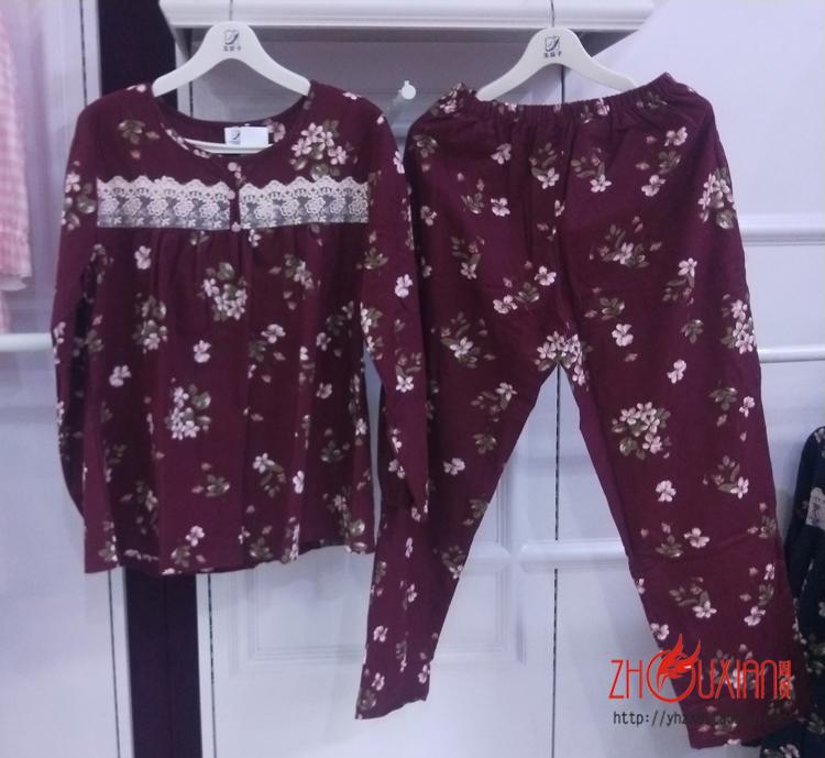【玉茄子 睡衣/家居服套裝】價格|參數|最新報價_睡衣/家居服套裝圖片-好牌子商城網