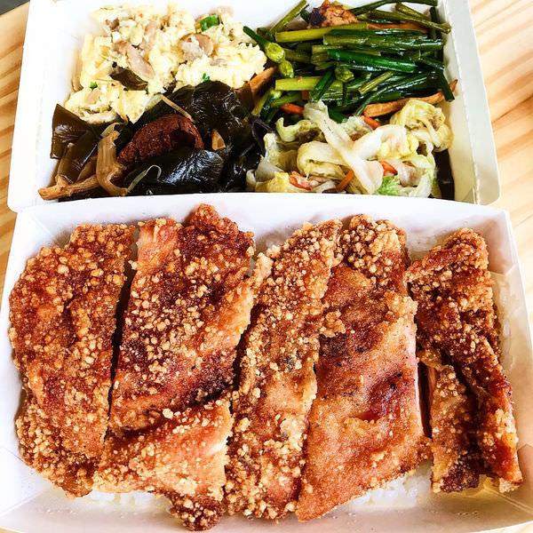(台南美食/中西區)桌上賓~乾乾淨淨的雙層飯盒,在高雄已有17家分店,台南是第一家。