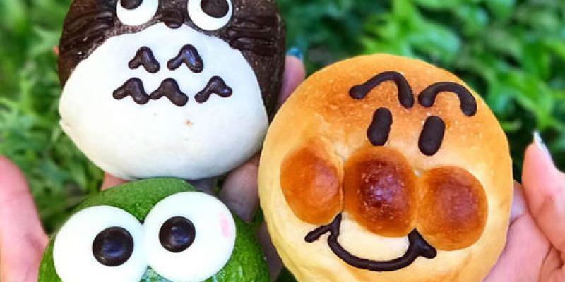 (台中)旅禾泡芙之家~卡通造型的麵包太療癒!小泡芙是招牌必點!
