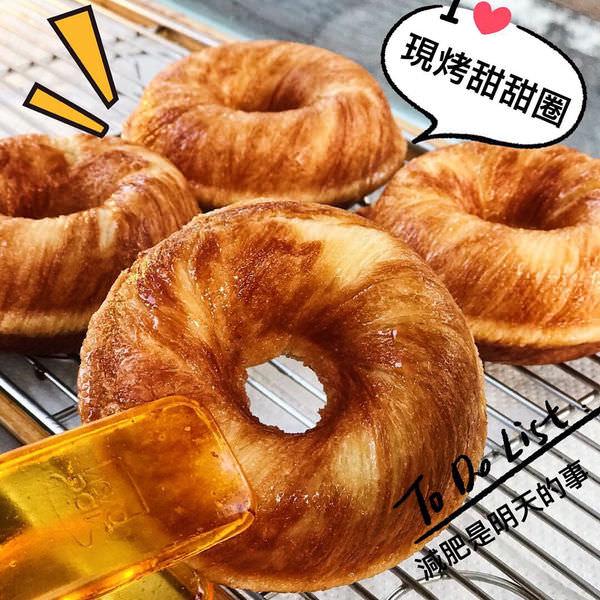 (台南美食/北區)現烤甜甜圈~現烤的味道好香甜喔!