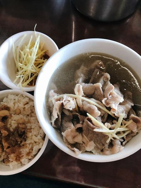 (台南)昌土產牛肉湯