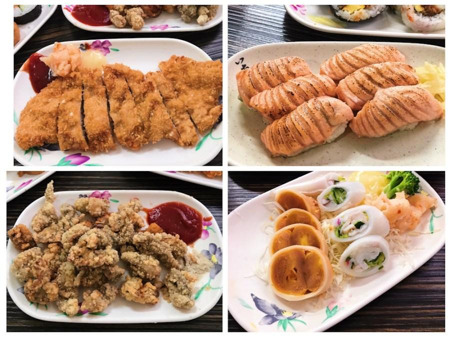 (台南美食/中西區)山根壽司!必點炙燒鮭魚壽司!赤崁樓旁超人氣平價日本料理~