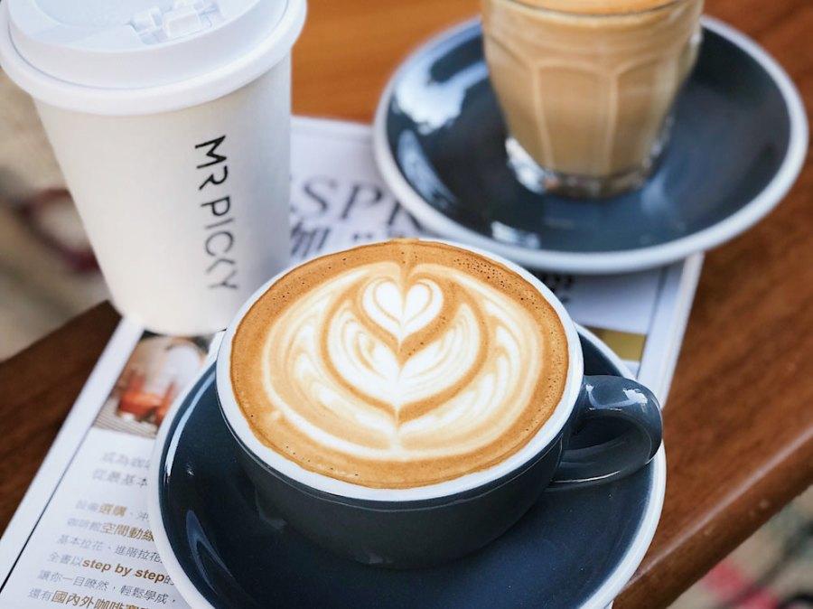 (台南美食/中西區)【MR PICKY Roasters】咖啡烘豆專賣,12/13慶開幕!一百杯外帶美式、拿鐵免費喝!快手刀衝一波!