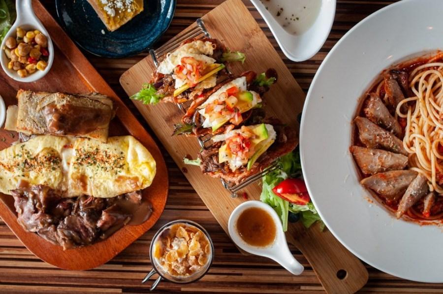 (台南美食/中西區)【旅圖MAP LAB Kitchen無國界早午餐】提供各國風味手作料理,讓美食帶你環遊全世界 !