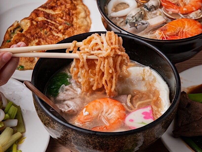 (台南美食/北區)小北商圈美食【阿和小炒】招牌鍋燒意麵一天狂銷600碗!