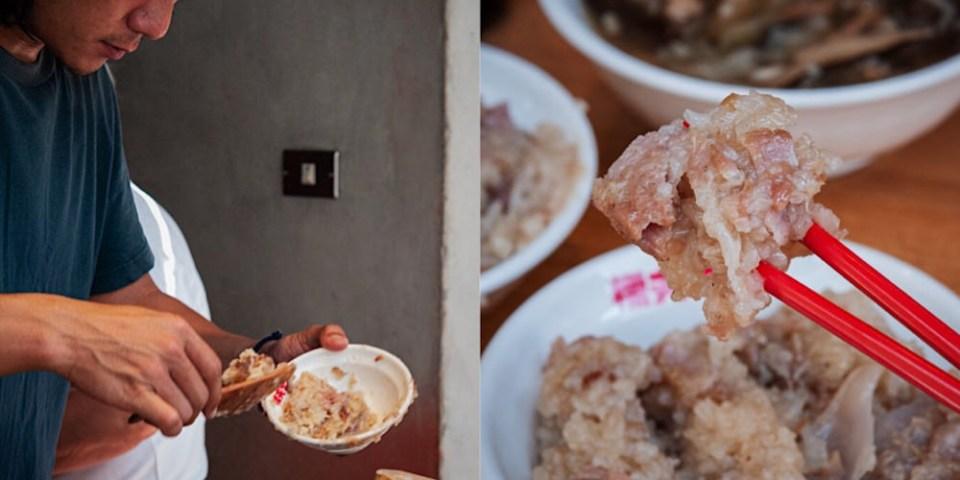 (台南美食/中西區)【糯夫米糕】新店面開幕!台南最夯的流浪美食,古早味鐵馬米糕。