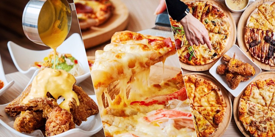 (台南美食/東區 )『Double Cheese 打爆起司 手工窯烤披薩-台南成大店』只要329元手工披薩、義式料理通通吃到飽!cp值超高!