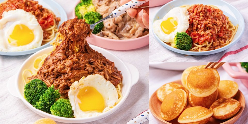 台南「旅圖 MAP LAB Kitchen 無國界早午餐」私廚料理真空包,加熱即食好吃到像大廚在我家 !