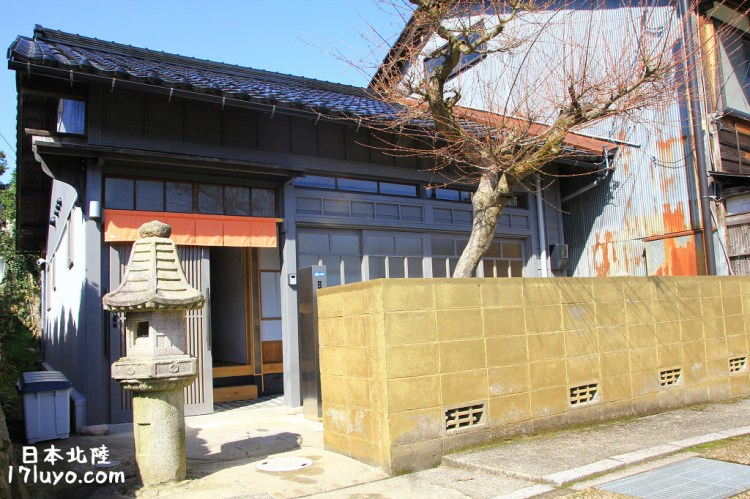 富山、井波住宿推薦| 富山 BED AND CRAFT,井波瑞泉寺,八日町雕刻街,充滿設計感民宿