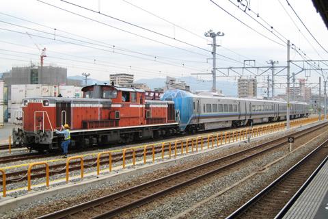 【JR北】789系1000番台甲種輸送