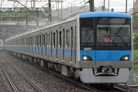 【小田急】4051F唐木田へ日中試運転
