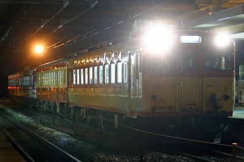 【JR東】国鉄急行色58+国鉄一般色52