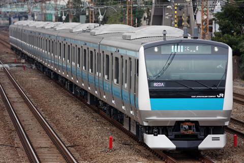 【JR東】E233系ウラ102編成営業開始