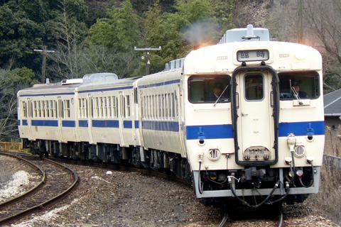 【JR九】キハ58+キハ28等蔵びらき列車