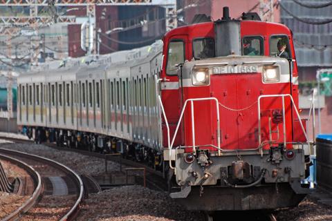 【東急】5080系5186F甲種輸送