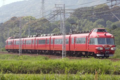 【名鉄】東西直通60周年記念列車運転