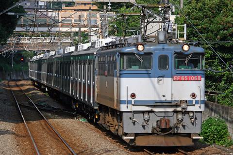 【東急】5000系5117F甲種輸送