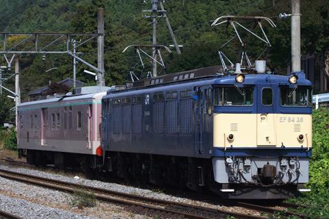 【JR東】マニ50-2186東大宮へ