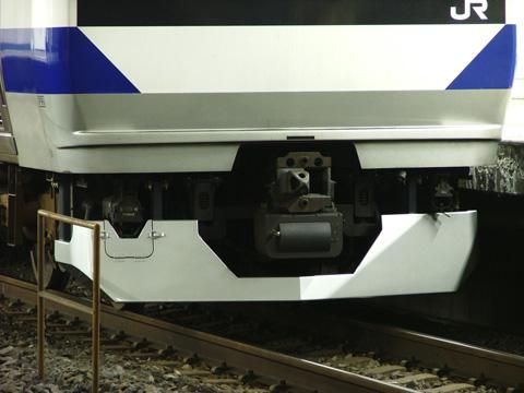 【JR東】E531系新型スカート車登場