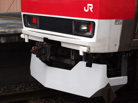 【JR東】京葉209-500に強化型スカート