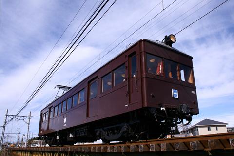 【上毛】デハ101臨時列車・工臨列車運転