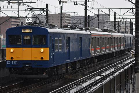 【JR東】モハ204・205-44新習志野へ