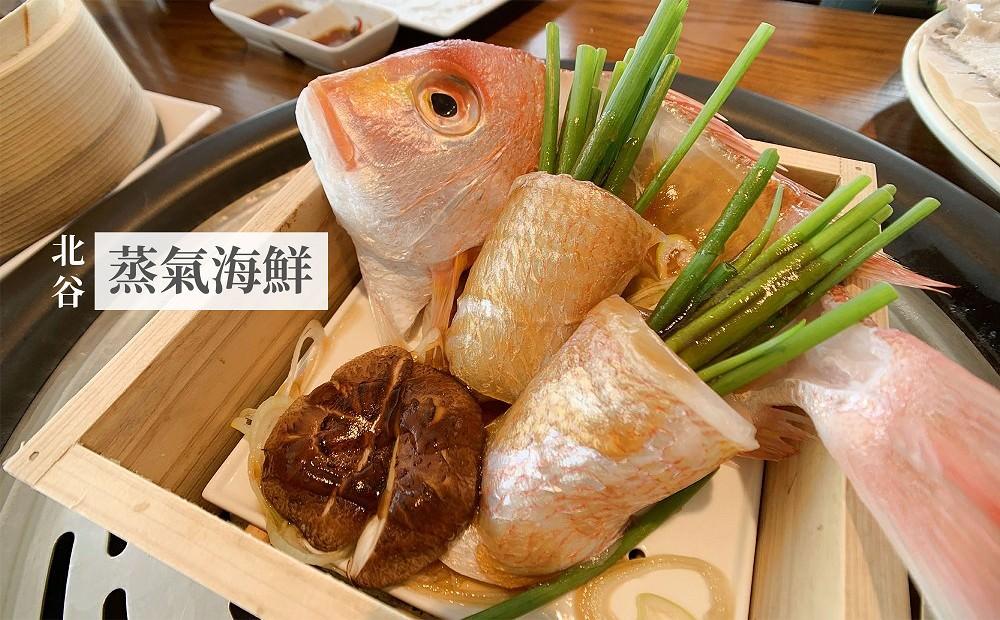 |沖繩美食| 北谷蒸氣海鮮,美國村旁看海、看飛機還能大啖海鮮的海景餐廳