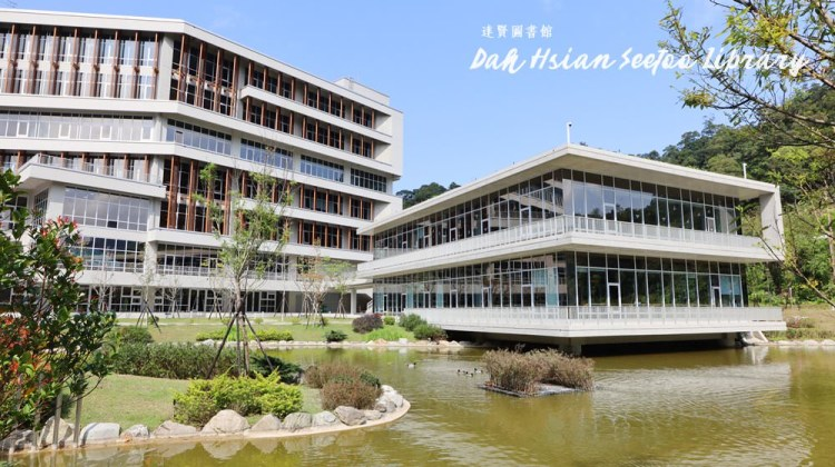 |台北親子旅遊真秘境景點|政大 達賢圖書館打卡去,順玩貓空、動物園