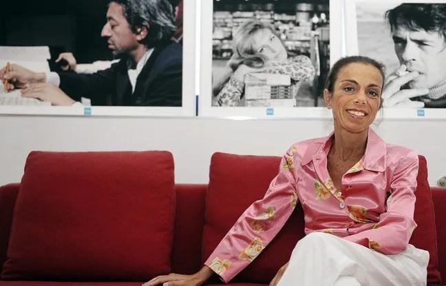 Agnès Saal, la PDG de l'INA, le 31 juillet 2014.