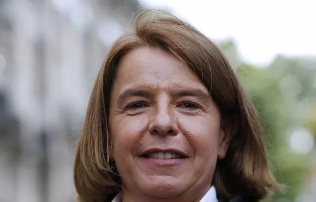 Véronique Avril, candidate REM à Saint-Denis, accusée d'avoir loué un logement insalubre.