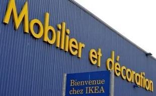 Les Salariés Dikea Paris Nord En Grève Le Magasin Fermé