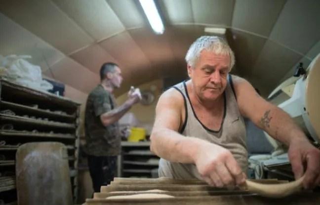 A Dole (Jura), Michel Flamant (d) avait pour projet de céder sa boulangerie à Jérôme Aucant.