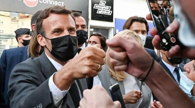 Le tour de France du président est-il perturbé ?