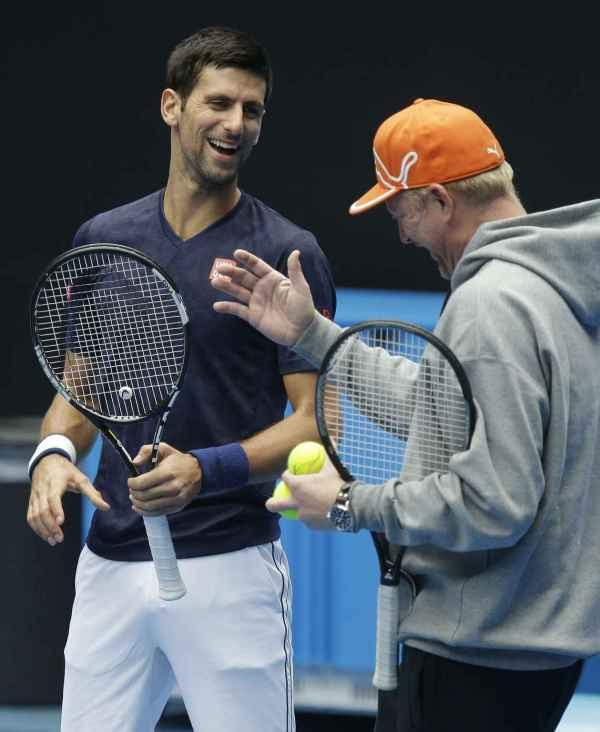 Atp Une Fin De Saison Pourrie Novak Djokovic Gage Son Entraneur Boris Becker