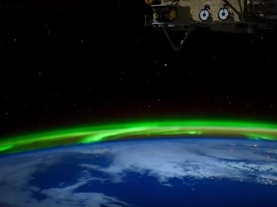 VIDEO Nasa Des aurores polaires filmes en ultra haute dfinition depuis lespace