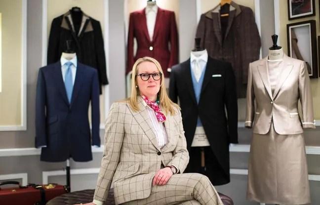 Kathryn Sargent s'est faite une place dans la très prestigieuse rue des tailleurs londoniens.