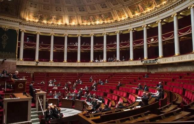 Assemblée nationale, le 13 avril 2015. Rares étaient les députés présents lors de l'examen du projet de loi sur le renseignement.