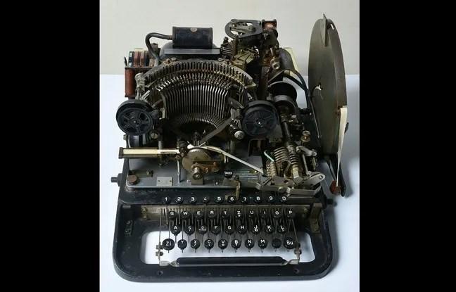 Une machine de cryptage nazi a été découverte sur EBay.