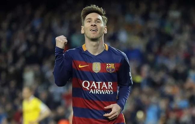 Rien ni personne n'arrête Lionel Messi.
