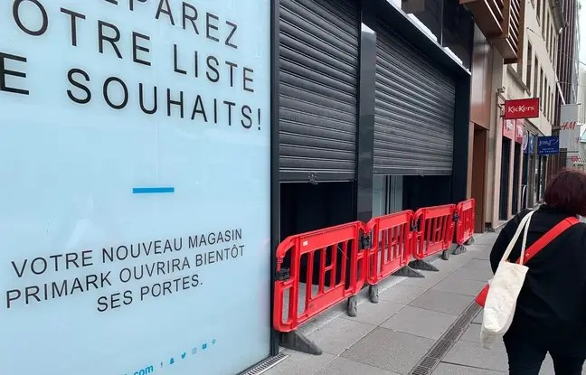 primark in strasbourg still not open