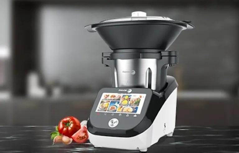 le nouveau robot cuiseur fagor est en