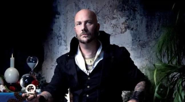 Vous avez interview Luc Arbogast pour la sortie de son album Odysseus