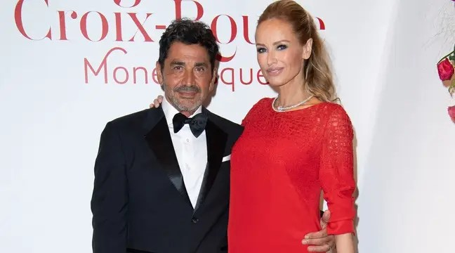 Adriana Karembeu reveals the first image of her daughter Nina at